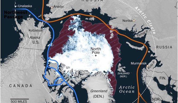 Jan. 16, 2019 – Crisis in the Arctic: Man vs. Nature, Man vs. Man